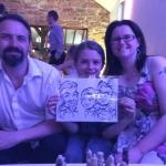 Promo Sam The Caricaturist Caricaturist Leicestershire