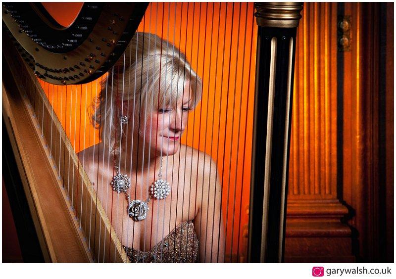 Promo Berenice (Harpist) Harpist North Yorkshire