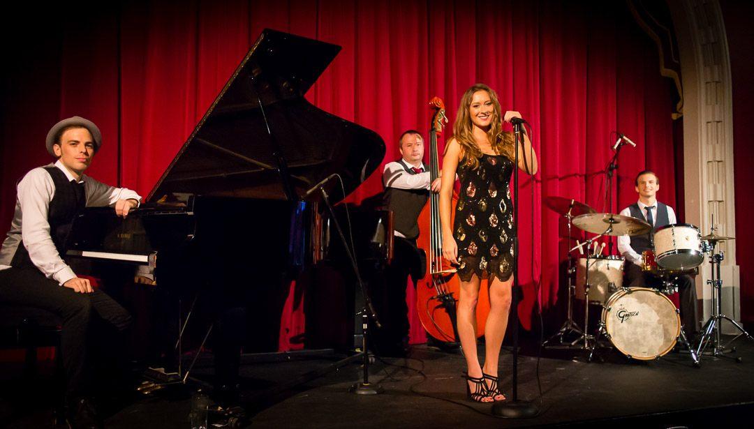 Promo Songbird and Swing Jazz Band Kent