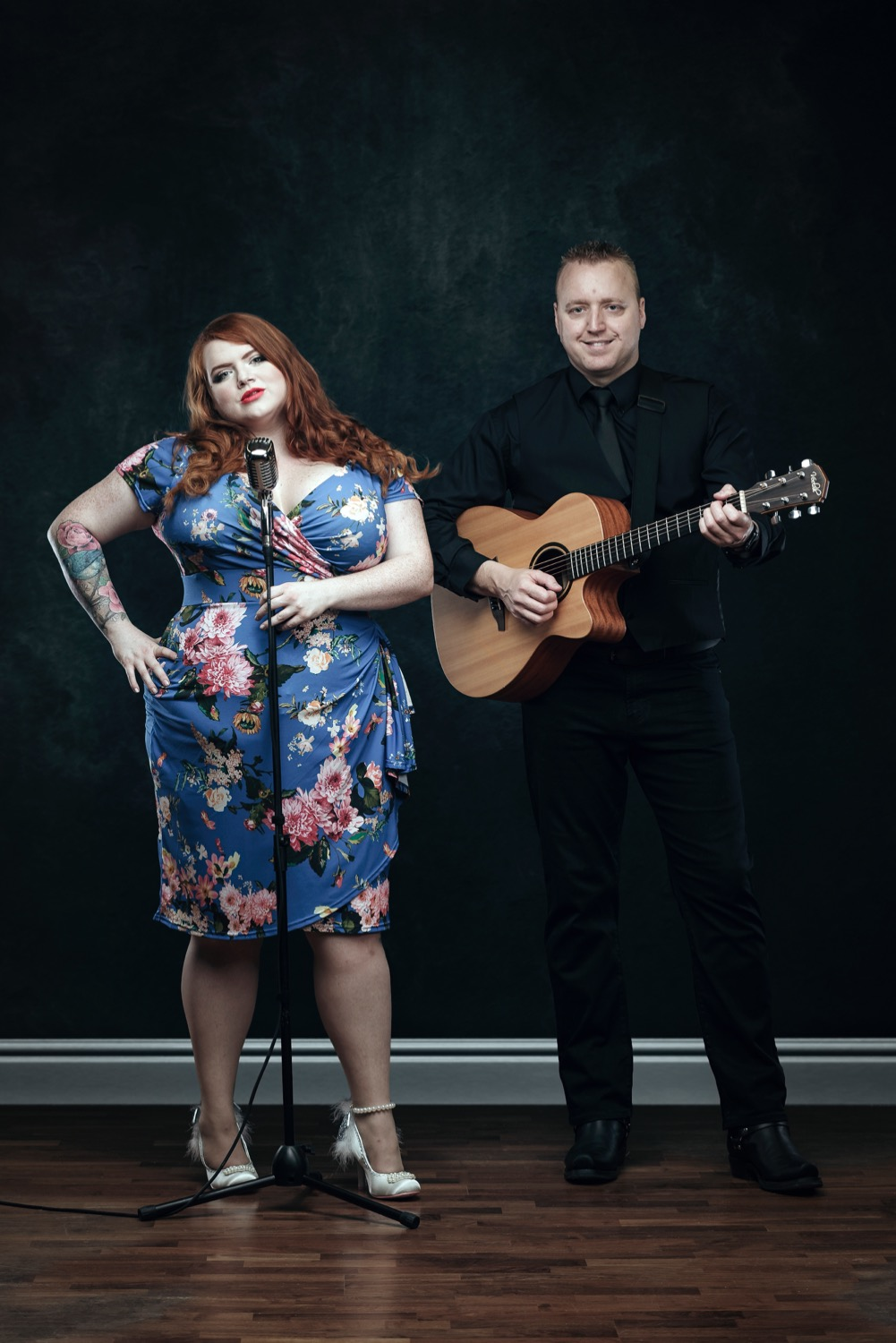 Promo Birdie And The Guitar Man Acoustic Duo Leicestershire