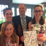 Promo Sam The Caricaturist  Leicestershire