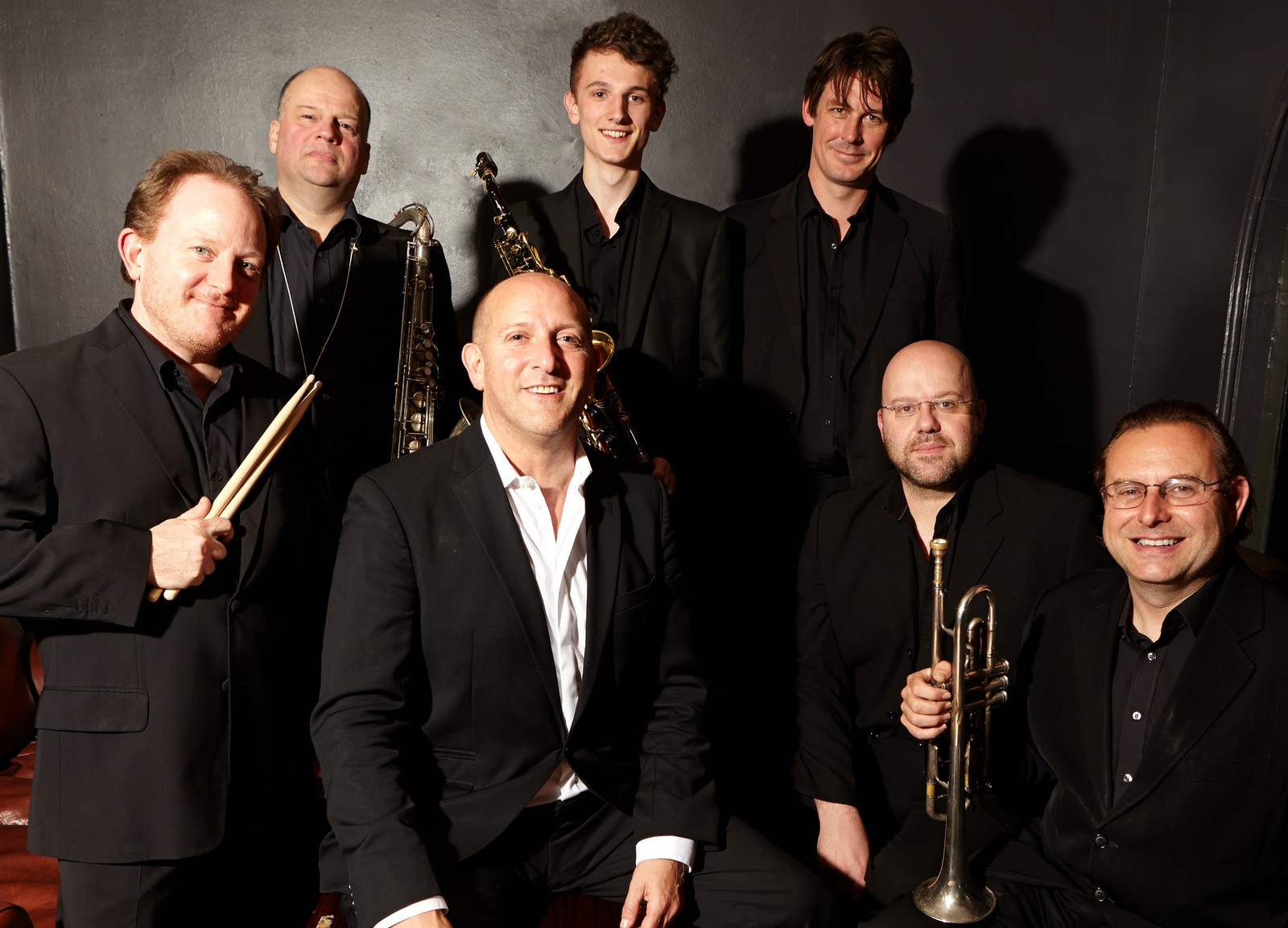 Promo The Swing And Soul Sensation Swing, Jazz and Soul Band Greater Manchester