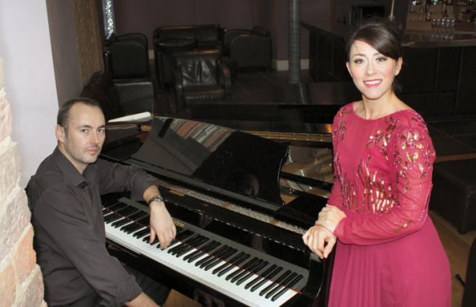 Promo Sarah Maria Duo Piano & Vocal Duo Merseyside