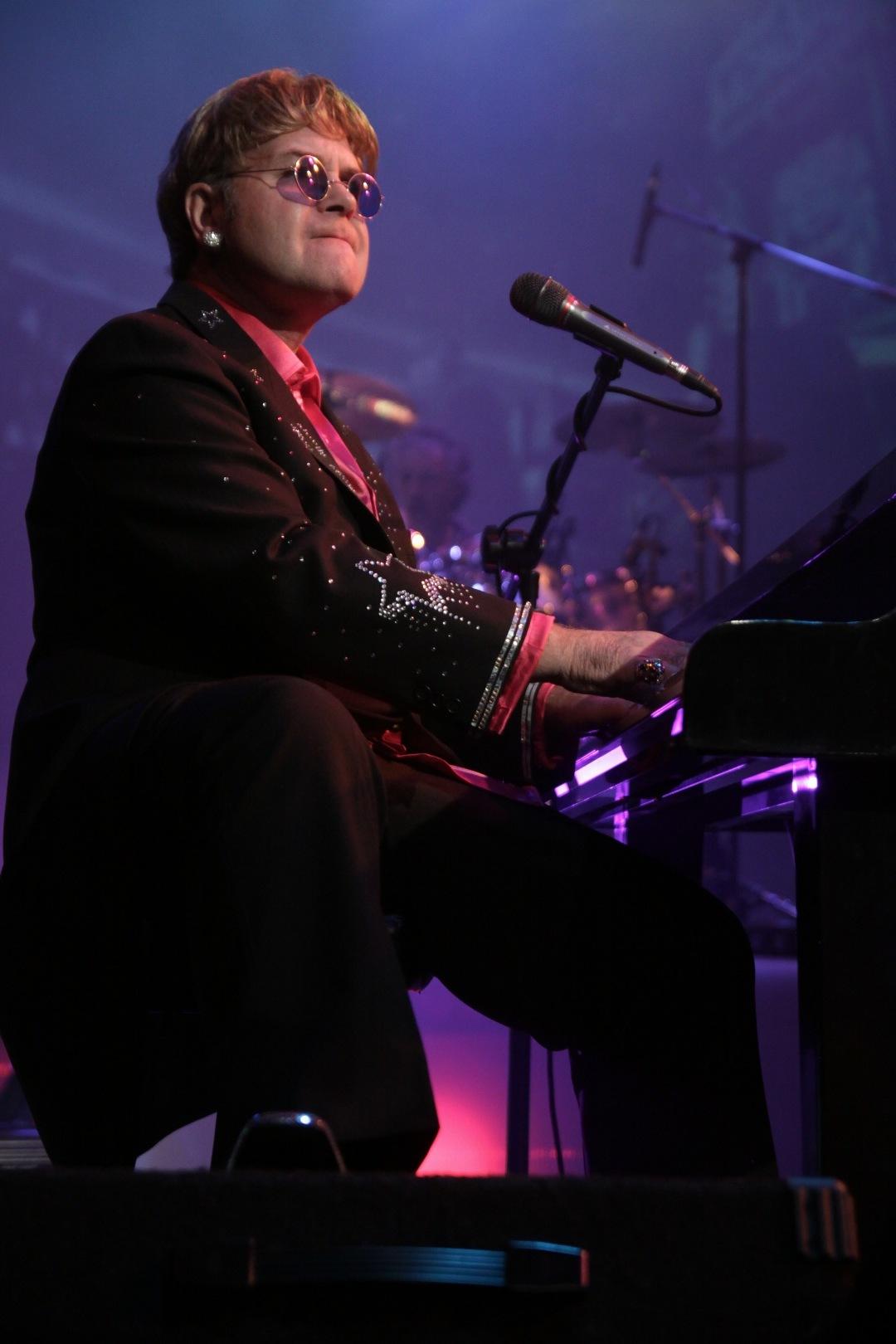 Promo Totally Elton Elton John Tribute Buckinghamshire