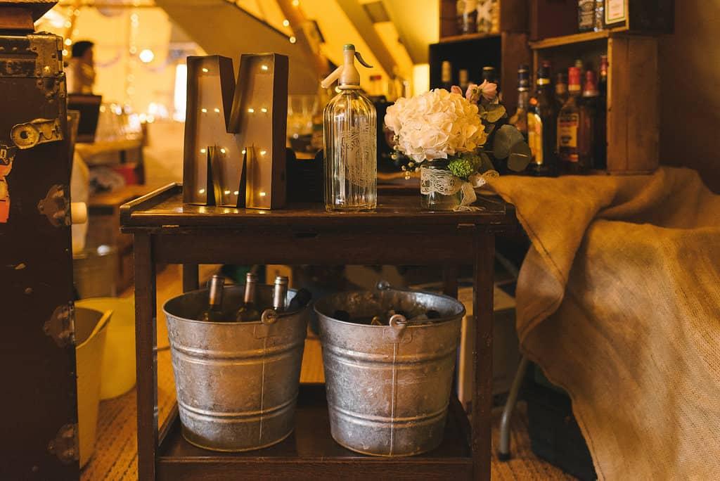 Promo The Vintage Trunk Bar Bar Hire Derbyshire