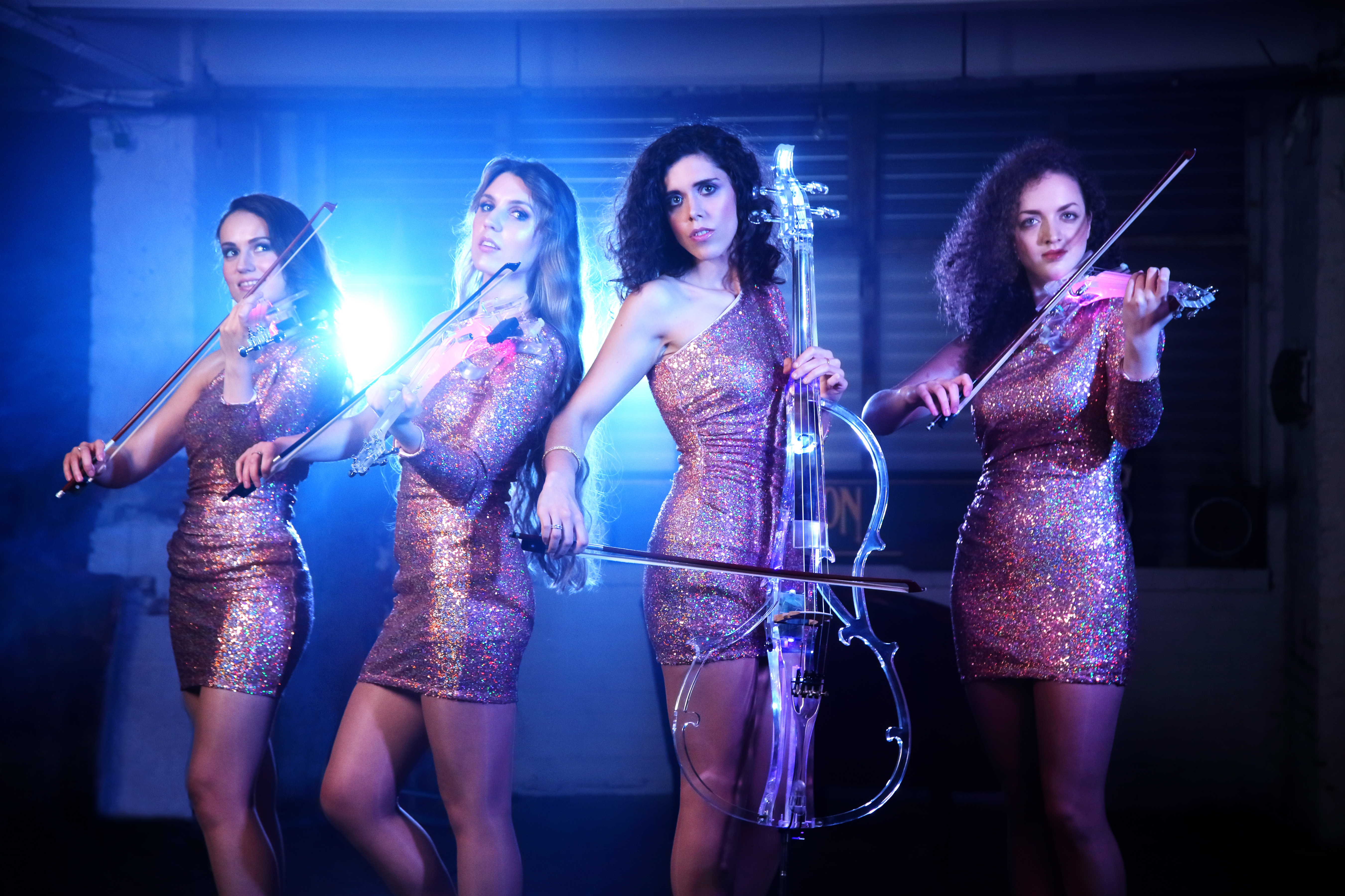 Promo Electric Strings That Rock String Ensemble London
