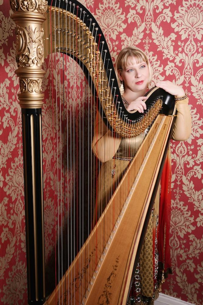 Promo Bella Rose (Harpist) Harpist Lancashire