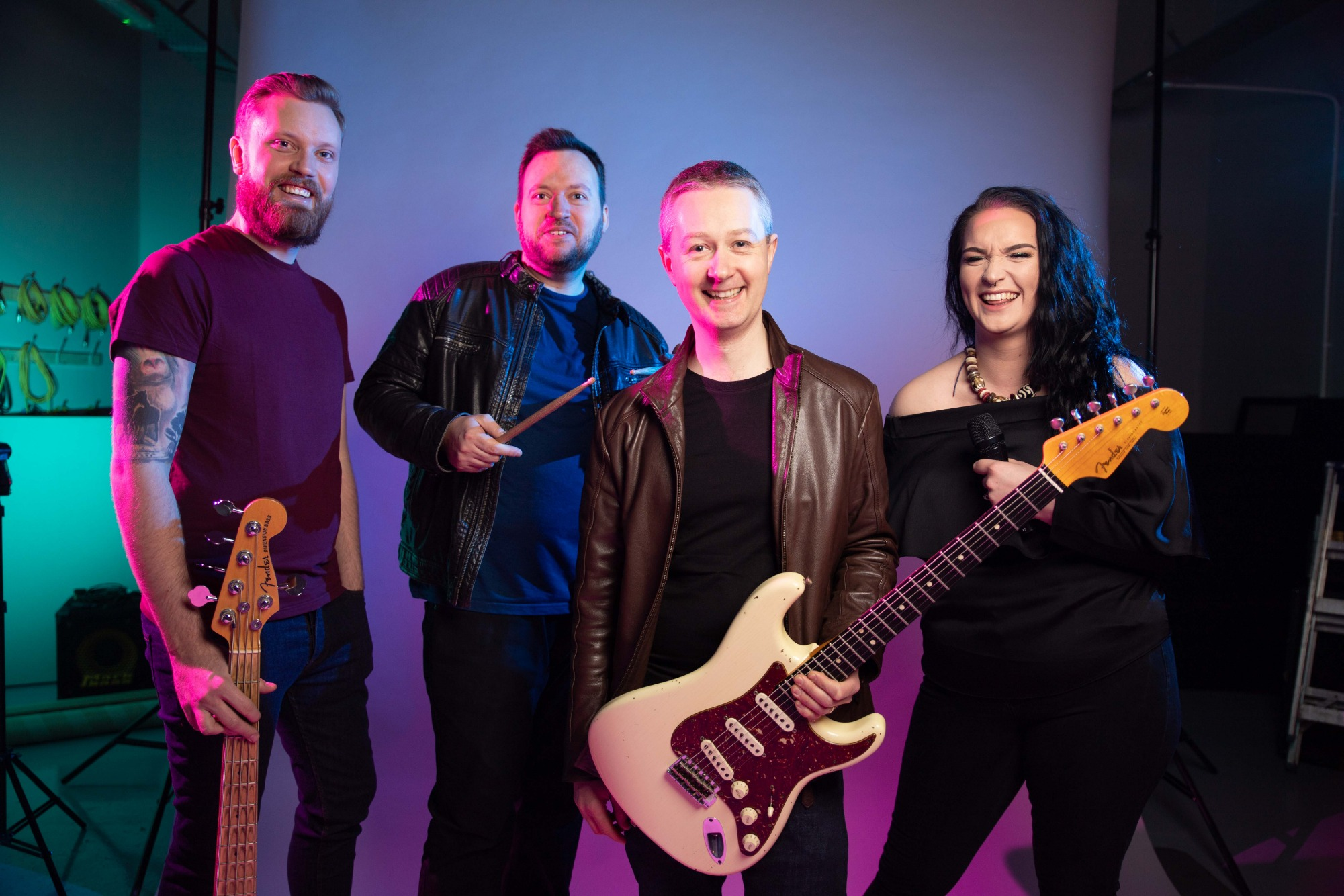 Promo The Sound Function Band Wiltshire
