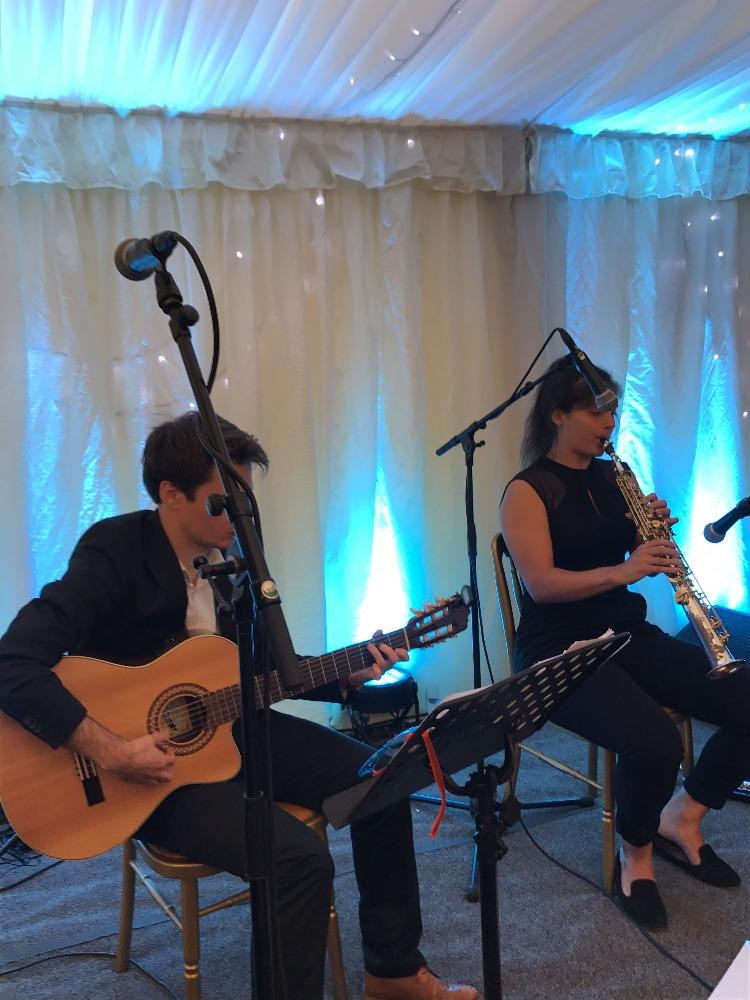 Promo Live Indo-Jazz Band  London