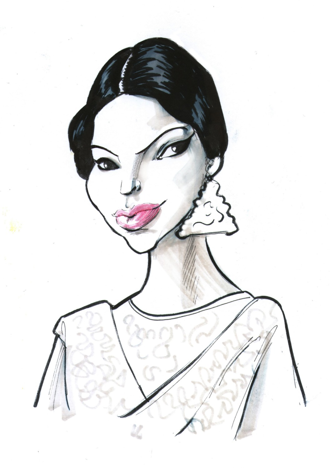 Promo Mark Reeve Caricaturist London