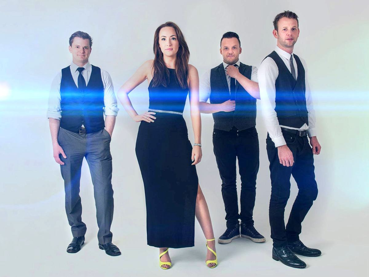 Promo Instaband Rock, Pop and Soul Trio London