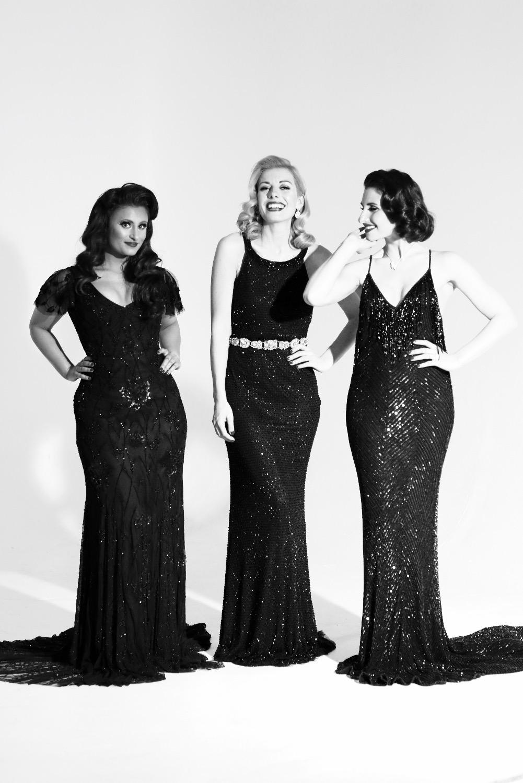 Promo The Night Belles  London