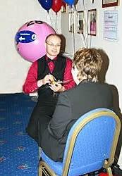Promo Ivor The Artist Caricaturist Wakefield, West Yorkshire