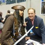 Promo Jack The Caribbean Pirate  Glasgow, Scotland