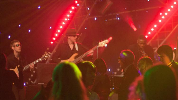 Promo Jagger Function Band London
