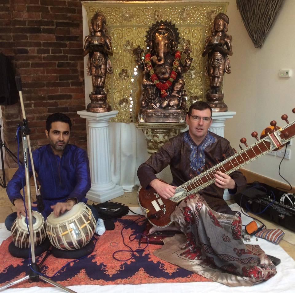 Promo Jaipur Sitar  Leicestershire