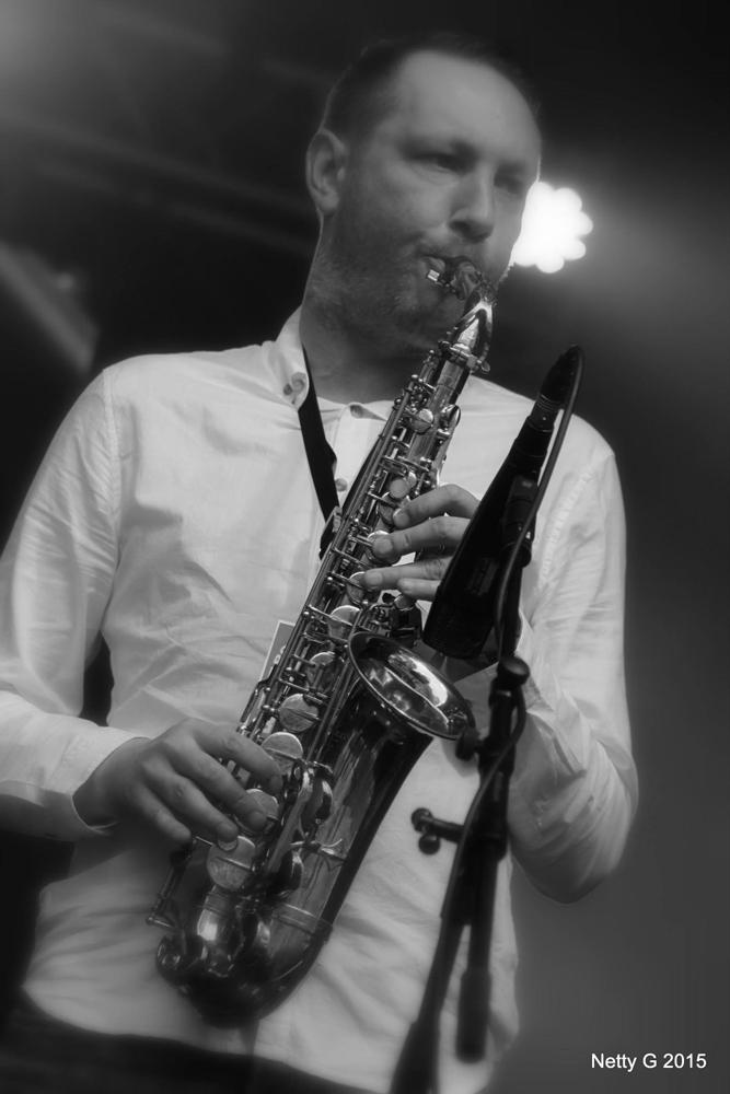 Promo Jamie B (Saxophonist) Saxophonist Cheshire