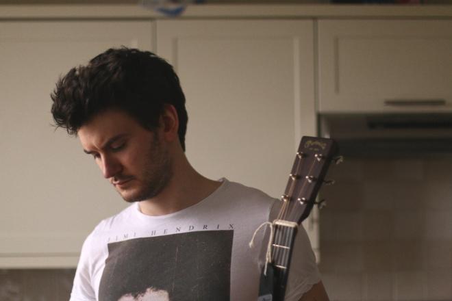 Promo James Edward Singer Guitarist London