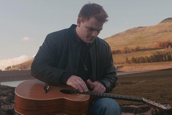 Promo Jamie Duncan Wedding Guitarist Greater Manchester