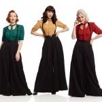 Promo The Jazzettes Vintage Three-Part Female Close Harmony Group Lancashire