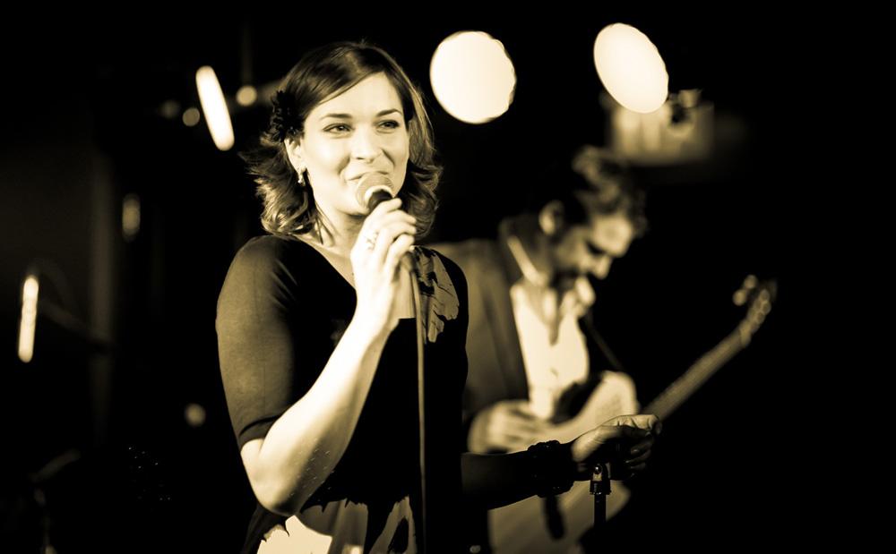 Promo Jazz A La Mode Vocal Jazz Duo London