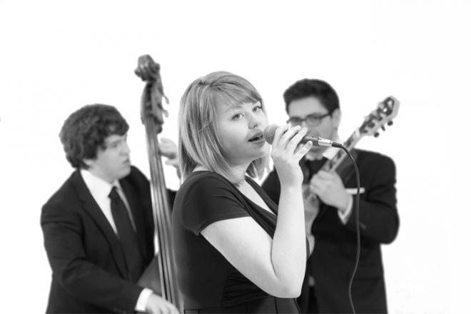 Promo Jazz Centric Jazz Trio London