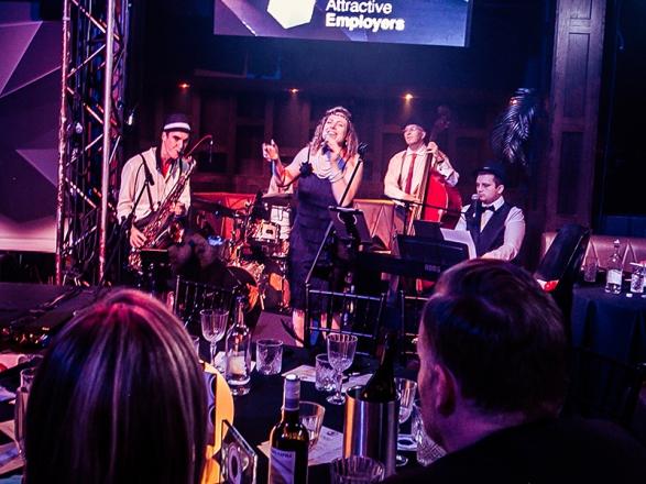 Promo Jazz It Up Jazz Band London