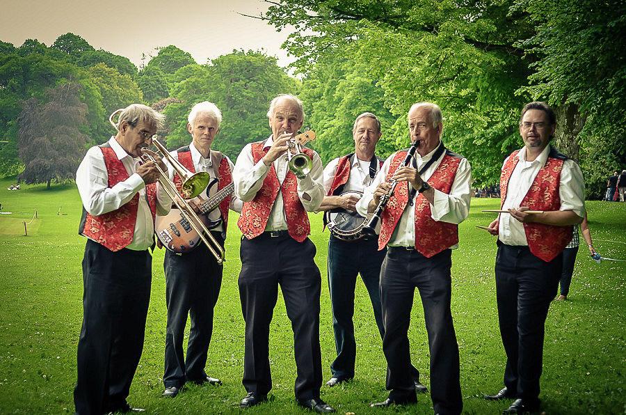 Promo Jazzmatazz Dixieland Jazz Band Devon