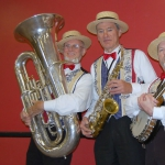 Promo Silver St Dixie Trio  Hertfordshire
