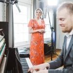 Promo Velvet Rose Jazz Duo London