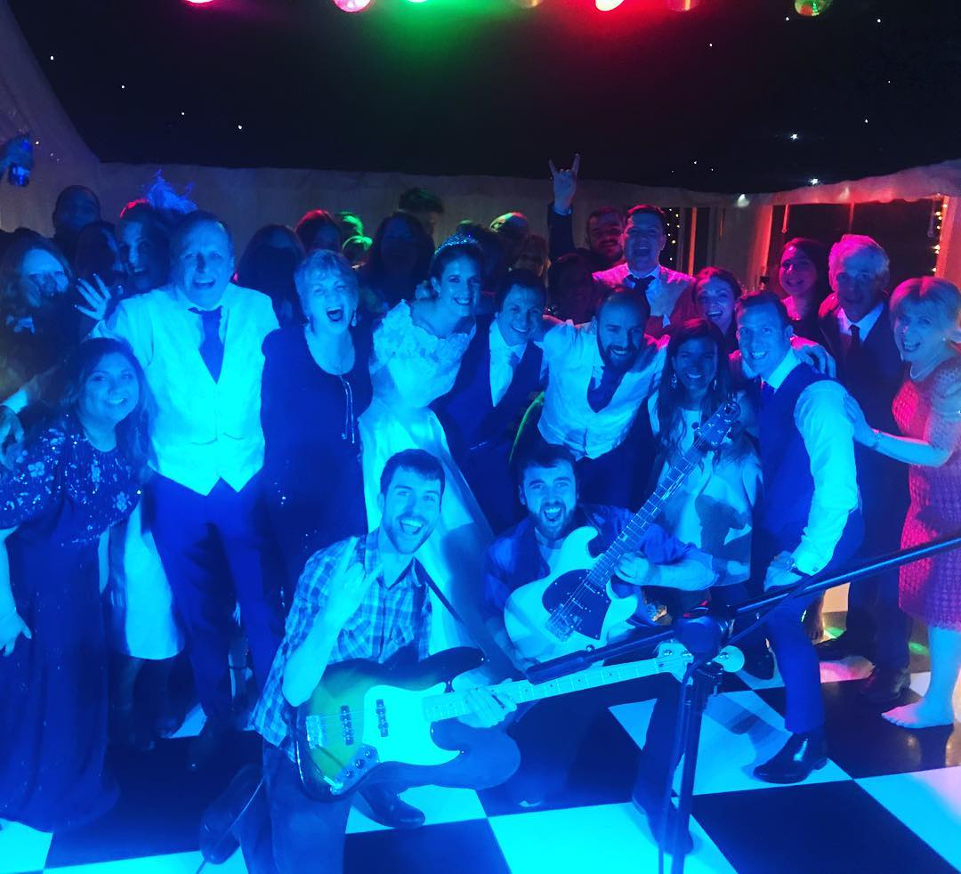 Promo 3 Tones Function Band Chester, Cheshire
