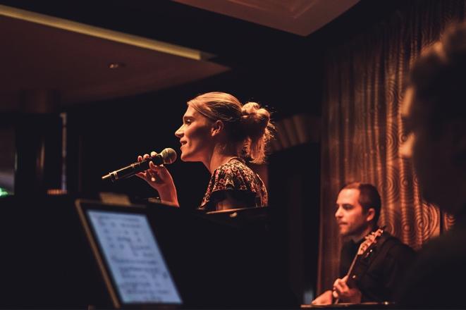 Promo Jennifer W Jazz Jazz Band London