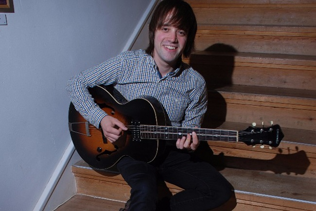 Promo Jimmy B Singer Guitarist Buckinghamshire