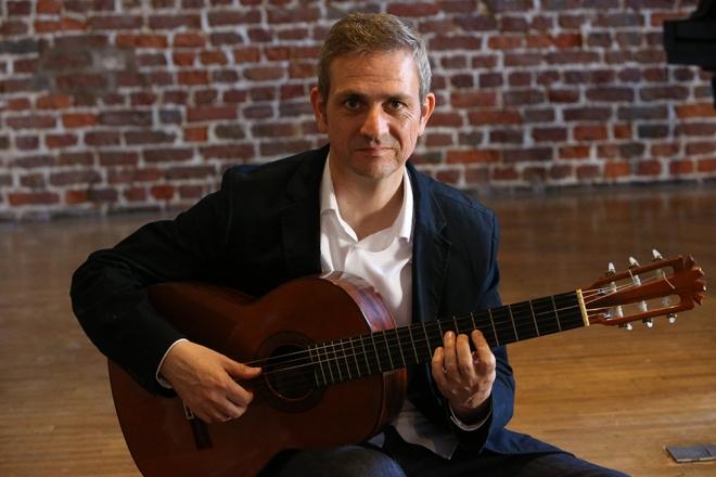 Promo J M Guitar Classical Guitarist Merseyside