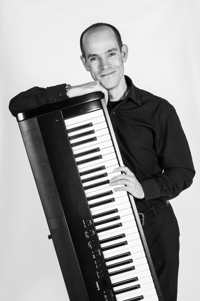 Promo JG Piano (Pianist) Pianist Worcestershire