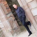 Promo John M Mr Swing Singer  Belper, Derbyshire