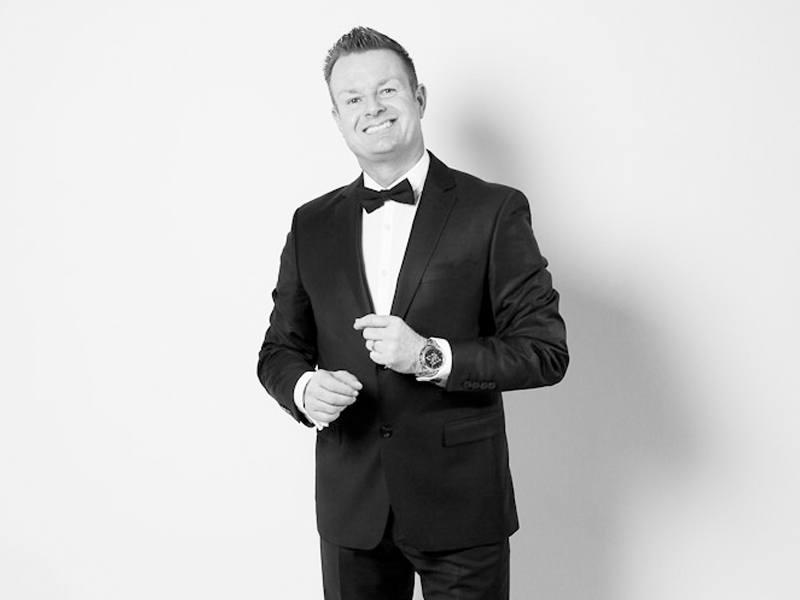 Promo John M Mr Swing Singer  Derbyshire