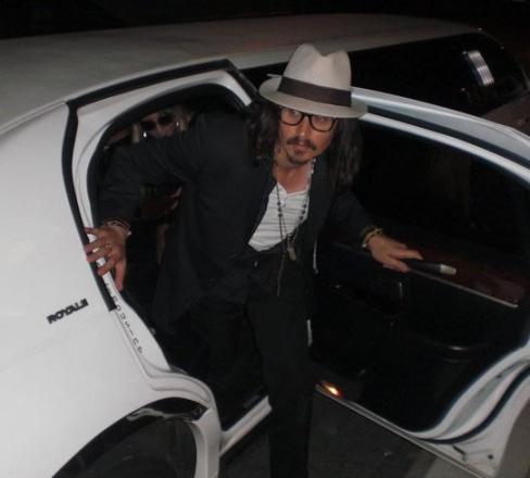 Promo Johnny Depp Captain Jack Sparrow Lookalike Lookalike London
