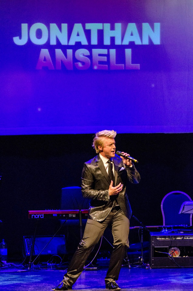 Promo Jonathan Ansell Classical & Opera Singer UK Wide