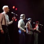 Promo The Four Dukes Swing & Rat Pack Band Warwick, Warwickshire