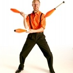 Promo Jugglers  Leicestershire