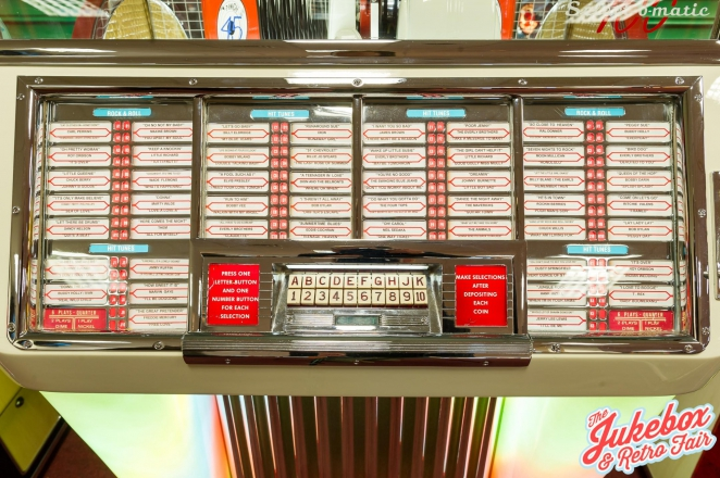 Promo Retro Jukeboxes Vintage and Retro Jukebox Hire Northamptonshire
