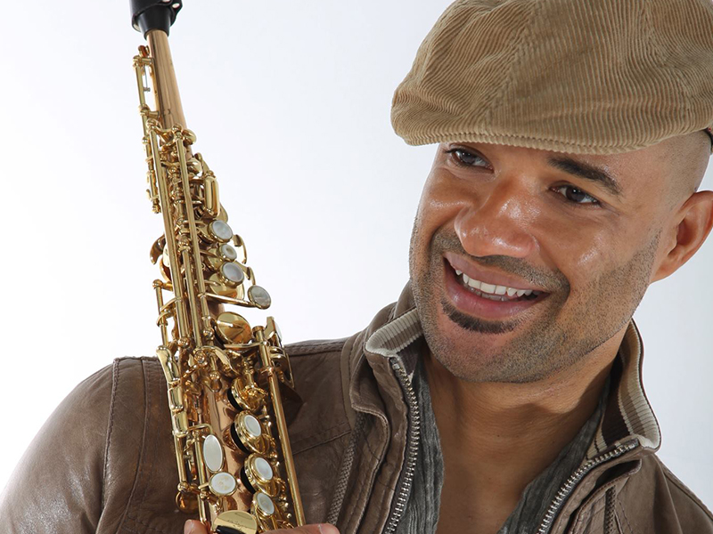 Promo Julian Smith (Saxophonist)  West Midlands