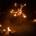 Promo Katy Sea Fire and Glow Performer Bristol