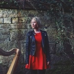 Promo Katie M Gaelic / Scottish Harpist and Singer Denbigh