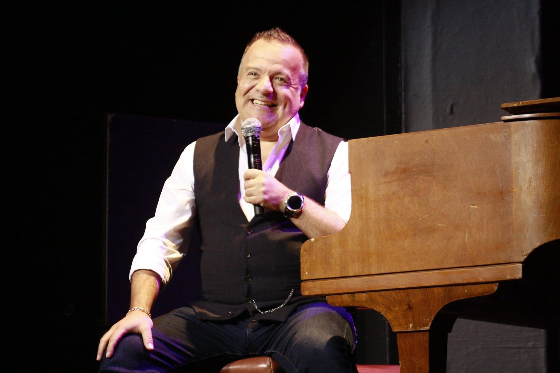 Promo Kev Orkian Comedian Surrey