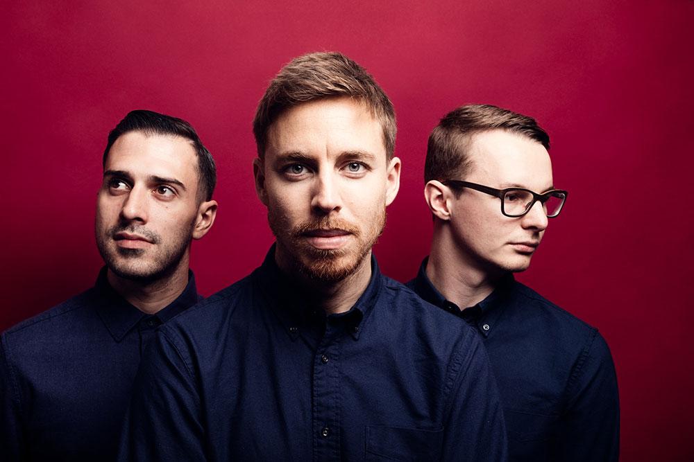Promo Kickstarters Rock and Pop Trio London