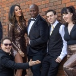 Promo La Frontera Pop, Soul and Funk Band Liverpool, Merseyside