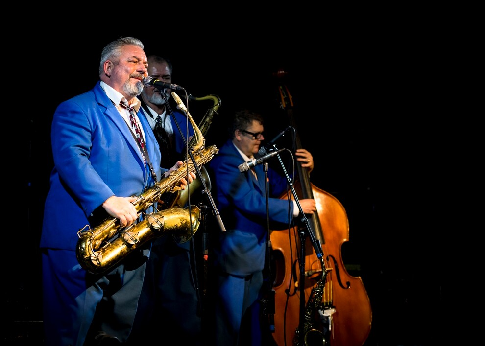 Promo King Pleasure and the Biscuit Boys  West Midlands