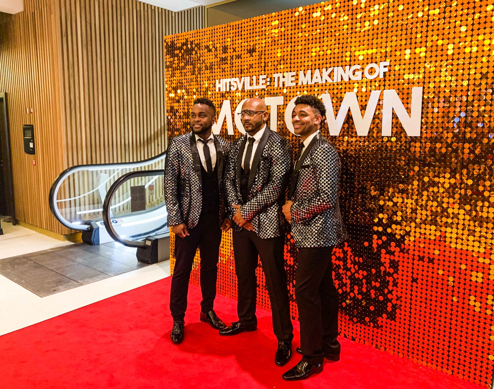 Promo Men Of Motown Soul Band London